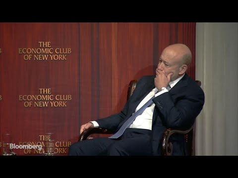 Goldman's Blankfein Says He's Not Worried About Cryptocurrencies in Systemic Way