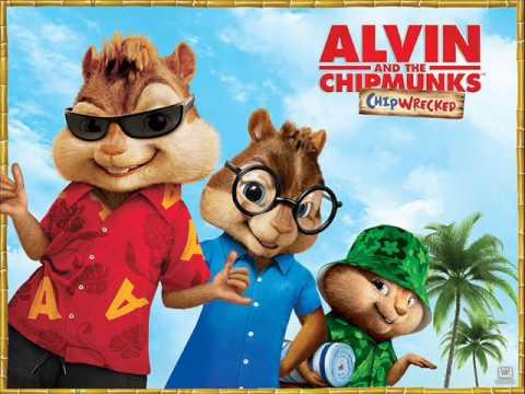 Chipmunks -  Lento e veloce -  Tiziano Ferro