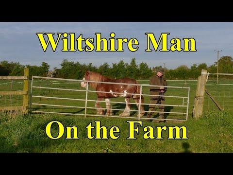 Wiltshire Man Down on the farm