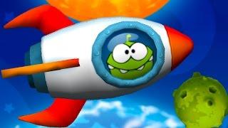 АМ НЯМ #6 – Приключение в КОСМОСЕ на ракете - мультик игра видео для детей #ПУРУМЧАТА