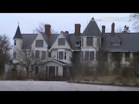Abandoned Baltimore: Uplands Mansion (BLOODY HAMMER FOUND)