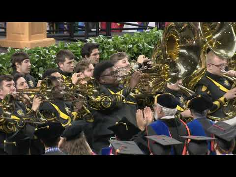Spring Commencement 2019 - 3rd Ceremony