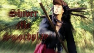 Shiver Me Sword-play: Duel Of Hilarity | Mad Davy Rackham - Mary Shayde