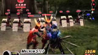 Sengoku Basara 2 : Heroes - Date Masamune
