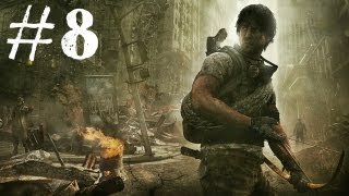I Am Alive - Gameplay Walkthrough - Part 8 - Medicine (Xbox 360/PS3) [HD]