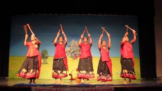 Karnataka Fusion Dance of Houston kannada Vrinda  -2013 Ugadhi Celebration