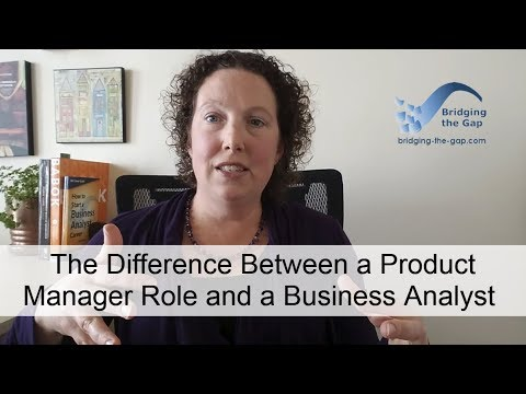 The Difference Between a Product Manager Role and a Business Analyst