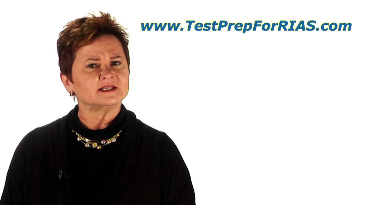 Test Prep for RIAS ® Test - YouTube