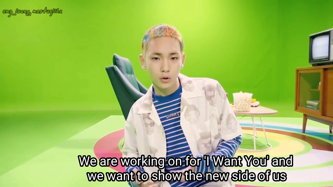 [ENG SUB] SHINee 'I Want You' MV Making - Translation ©amy_luong