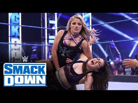 Alexa Bliss vs. Nikki Cross: SmackDown, July 24, 2020
