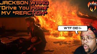 """(🔥SHOOK🔥) REACTION! @Jackson Wang Internet Money """"Drive You Home MV🔥"""