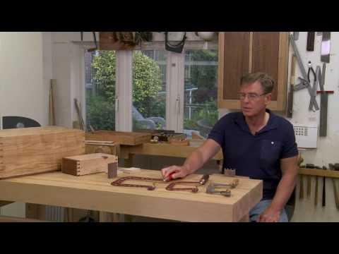 Dovetail Techniques   Knew Concept Fret Saw