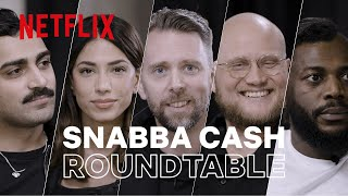 EVERYTHING you need to know about Snabba Cash with Evin, Alexander and Dada