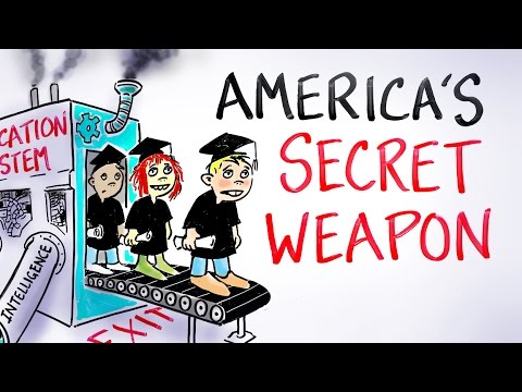 H-1B Immigration: America's Secret Weapon - Michio Kaku