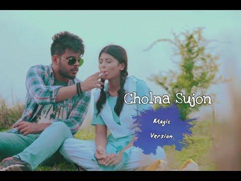 Cholna Sujon   Music Video With Lyrics   Bokhate (Short Film)   Siam & Toya   Ahmmed Humayun