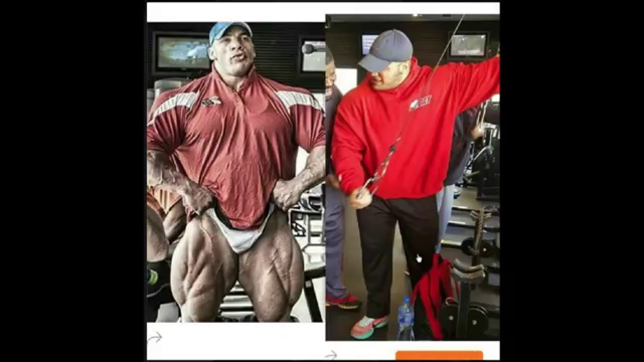 big ramy steroid cycle leaked