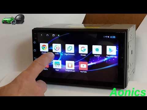 Магнитола 2DIN Универсална Android 8/wi-fi/GPS/BT/7/64гб 4гб Sim CARMEDIA KR- 905SP9