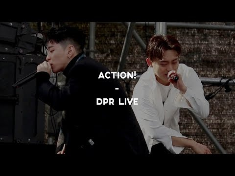 180407 HIPHOPPLAYA FESTIVAL 2018 :: DPR LIVE - ACTION! (Feat. GRAY)