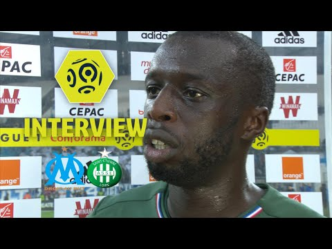 Interview de fin de match : Olympique de Marseille - AS Saint-Etienne (3-0) / 2017-18