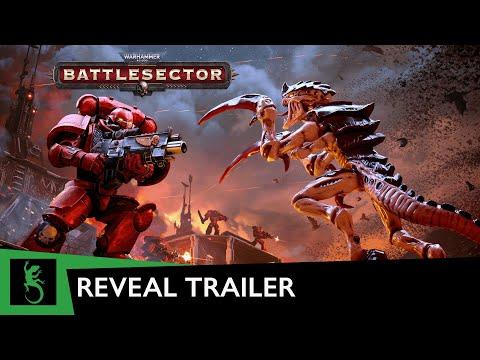 Warhammer 40,000: Battlesector || Reveal Trailer