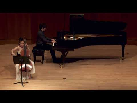 Sergei Rachmaninoff - Sonata for Cello and Piano in G minor, Op. 19 - Andante