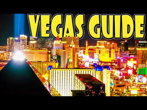 Las Vegas Detailed Travel Planning Guide  Travel & Events