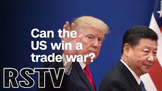 Los Motivos por los que EEUU ganará la Guerra Comercial contra China