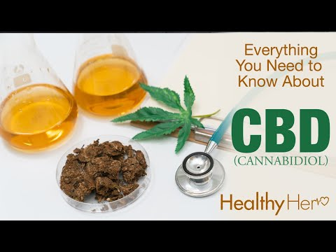 Everything You Need To Know About CBD (Cannabinoid) and It's Health Benefits   Healthy Her