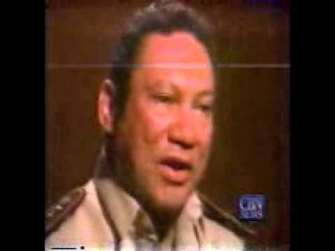 1994 700 Club Clip (Ben Kinchlow Interviews Manuel Noriega)