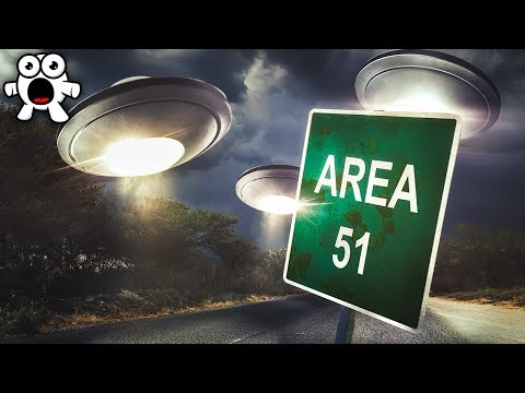 Top 10 Area 51 Secrets
