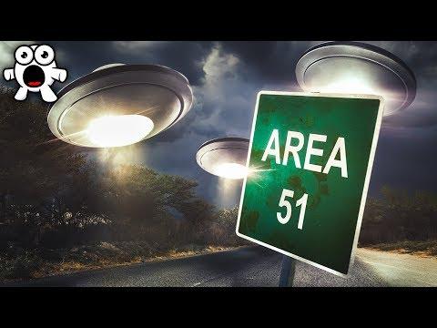 Top 10 Area 51 Secrets