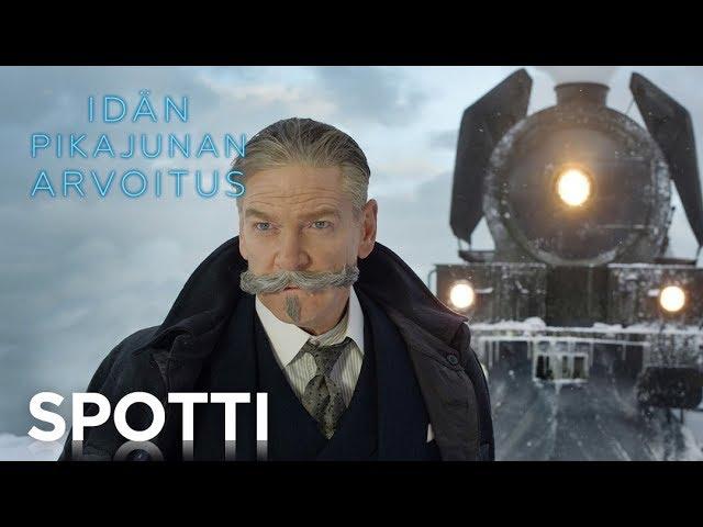 IDÄN PIKAJUNAN ARVOITUS | Greatest Event -spotti HD | Suomi
