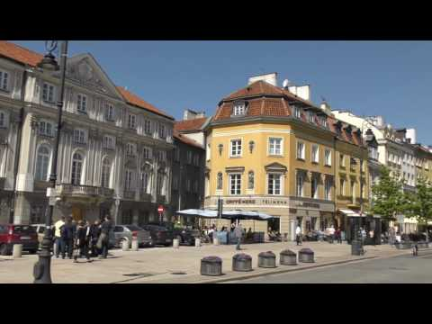 One day in Warsaw - May 2016 - Part 3 - Tourist attraction