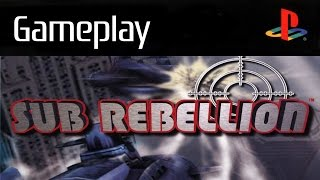 Obscure Games: Sub Rebellion - PS2 Gameplay