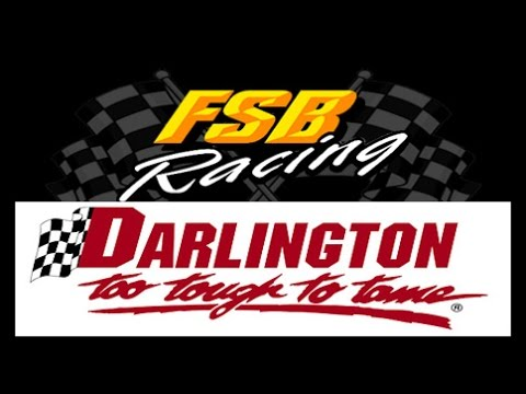FSB Online Racing Winston Cup Series at Darlington 2-21-15