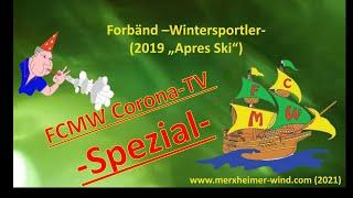 """Forbänd -Wintersportler- (2019 """"Apres Ski"""")"""