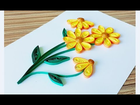 Kids Craft Diy Quilling Paper For Kids Learning 03 Quilling