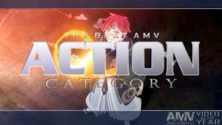 Action AMV Category 2015 Video of the Year - AMVA