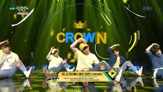 Watch TXT Professional Performance During Incident on Music Bank (Not Full Performance)