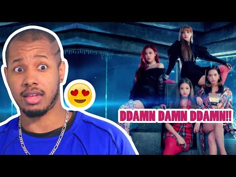 BLACKPINK - '뚜두뚜두 (DDU-DU DDU-DU)' M/V REACTION