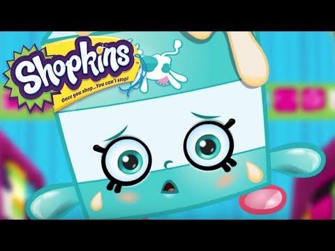 SHOPKINS Cartoon - SPILT MILK PANIC | Cartoons For Children Mp3