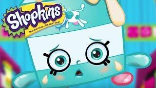 SHOPKINS Cartoon - SPILT MILK PANIC | Cartoons For Children