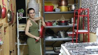 Պահեստային Խոհանոց - Հեղինե - Heghineh Armenian Family Vlog 176 - Mayrik by Heghineh