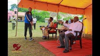 Bryan White Foundation visits Kagulu Hills in Buyende, Kamuli (Busoga)