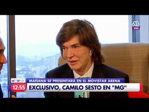 ((EXCLUSIVO)) CAMILO SESTO EN MG 12-05-2017
