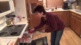 Cathy Kates Diy Teriyaki Bacon Wrapped Water Chestnuts
