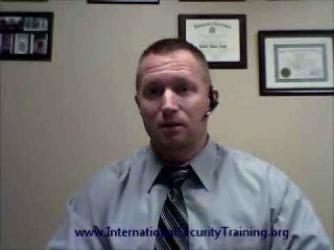 Command Post Essentials - Executive Protection - Casino Security - Bodyguard - Training - Course