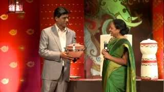 Mansukhbhai Prajapati: Building modern technology -- with clay