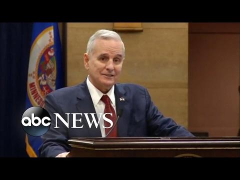 Minnesota Gov. Mark Dayton Reveals Serious Health Issue