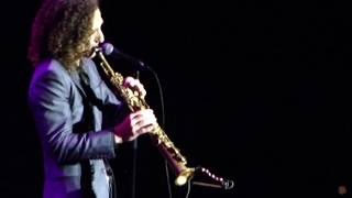 Kenny G – Solo, live concert